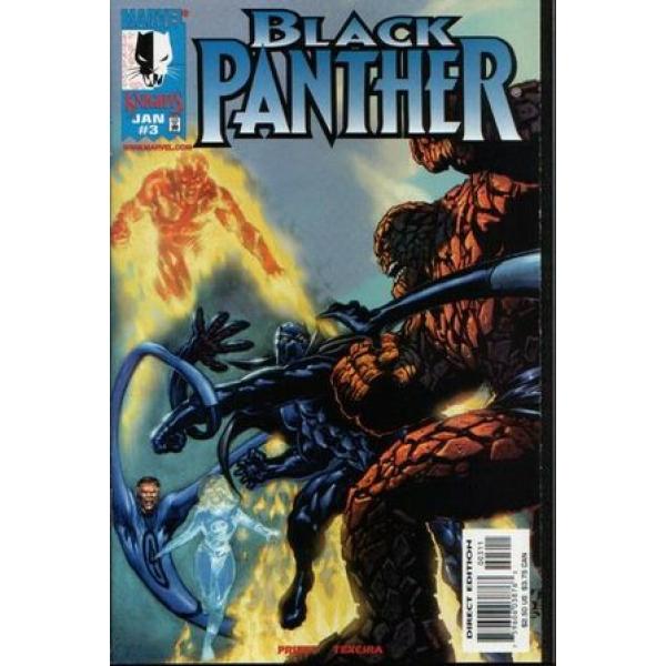Comics 1999-01 Black Panther 3 1