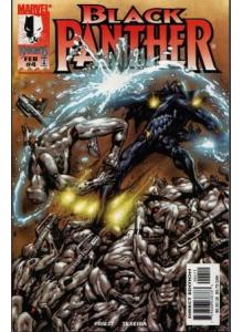 Comics 1999-02 Black Panther 4
