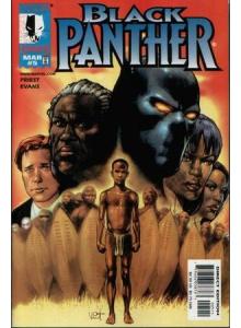 Comics 1999-03 Black Panther 5