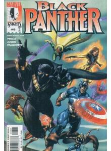 Comics 1999-06 Black Panther 8