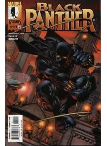 Comics 1999-09 Black Panther 11
