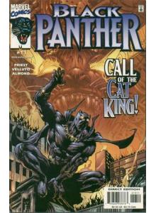 Comics 1999-12 Black Panther 13