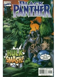 Comics 2000-02 Black Panther 15