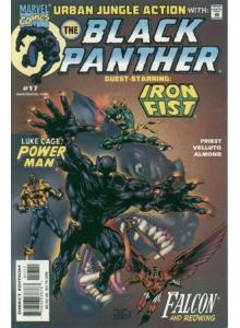 Comics 2000-04 Black Panther 17