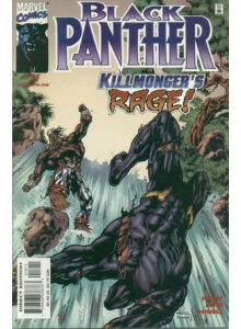 Comics 2000-05 Black Panther 18
