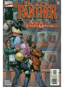 Comics 2000-06 Black Panther 19