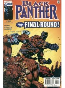 Comics 2000-07 Black Panther 20