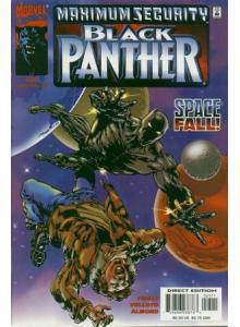 Comics 2000-12 Black Panther 25