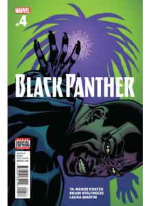 Comics 2016-09 Black Panther 4