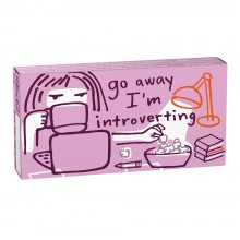Дъвки Go Away I'm Introverting