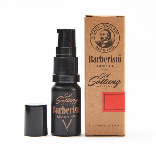 ,,,Oil ,Beard ,Captain Fawcett  ,Barberism