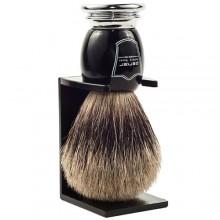 Parker Четка за Бръснене Pure Badger Черно