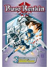 Манга   Buso Renkin vol.03