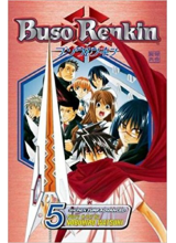 Манга   Buso Renkin vol.05