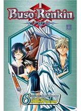 Манга   Buso Renkin vol.06