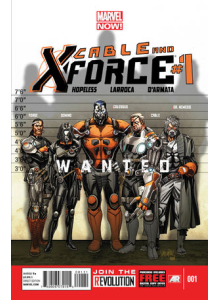 Comics 2013-02 Cable and X-Force 1