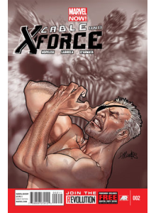 Comics 2013-02 Cable and X-Force 2