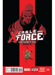 Comics 2014-03 Cable and X-Force 19