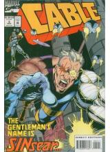 Комикс 1993-11 Cable 5