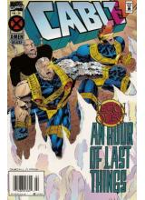 Комикс 1995-02 Cable 20