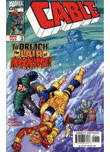 Комикс 1998-04 Cable 53