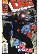 Комикс 1998-07 Cable 56