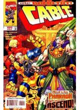 Комикс 1998-08 Cable 57