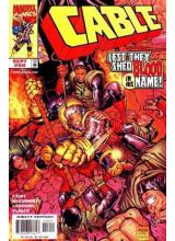 Комикс 1998-09 Cable 58