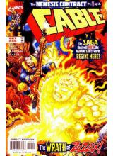 Комикс 1998-10 Cable 59