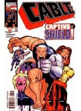 Комикс 1998-11 Cable 61
