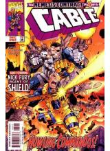 Комикс 1998-12 Cable 62