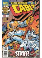 Комикс 1999-01 Cable 63