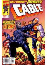 Комикс 1999-05 Cable 67