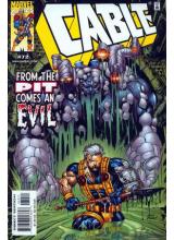Комикс 1999-10 Cable 72