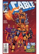 Комикс 1999-11 Cable 73