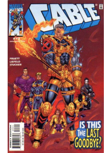 Comics 1999-11 Cable 73