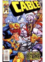 Комикс 1999-12 Cable 74
