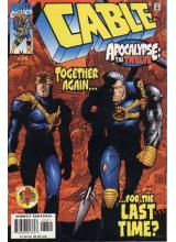 Комикс 2000-02 Cable 76
