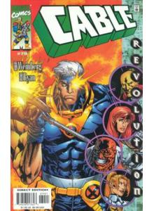 Comics 2000-05 Cable 79