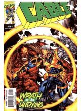 Комикс 2000-07 Cable 81