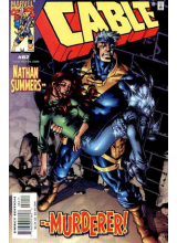 Комикс 2000-08 Cable 82