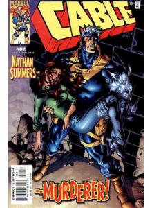 Comics 2000-08 Cable 82