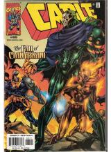 Комикс 2000-11 Cable 85