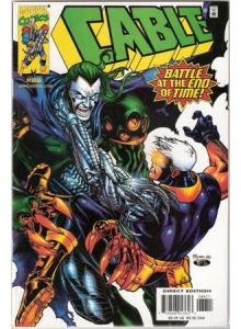 Comics 2000-12 Cable 86