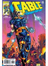 Комикс 2001-03 Cable 89