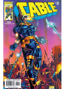 Comics 2001-03 Cable 89