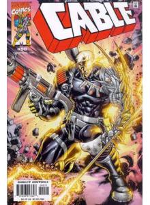 Comics 2001-04 Cable 90