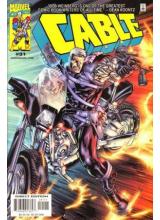 Комикс 2001-05 Cable 91