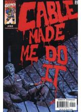 Комикс 2001-06 Cable 92