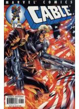 Комикс 2001-08 Cable 94